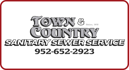 Town & Country Sewer Service 952-652-2923